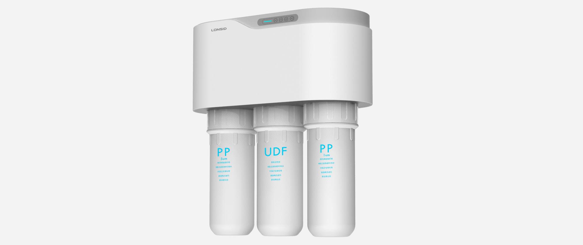 净水器设计-上海工业设计公司-即禾设计