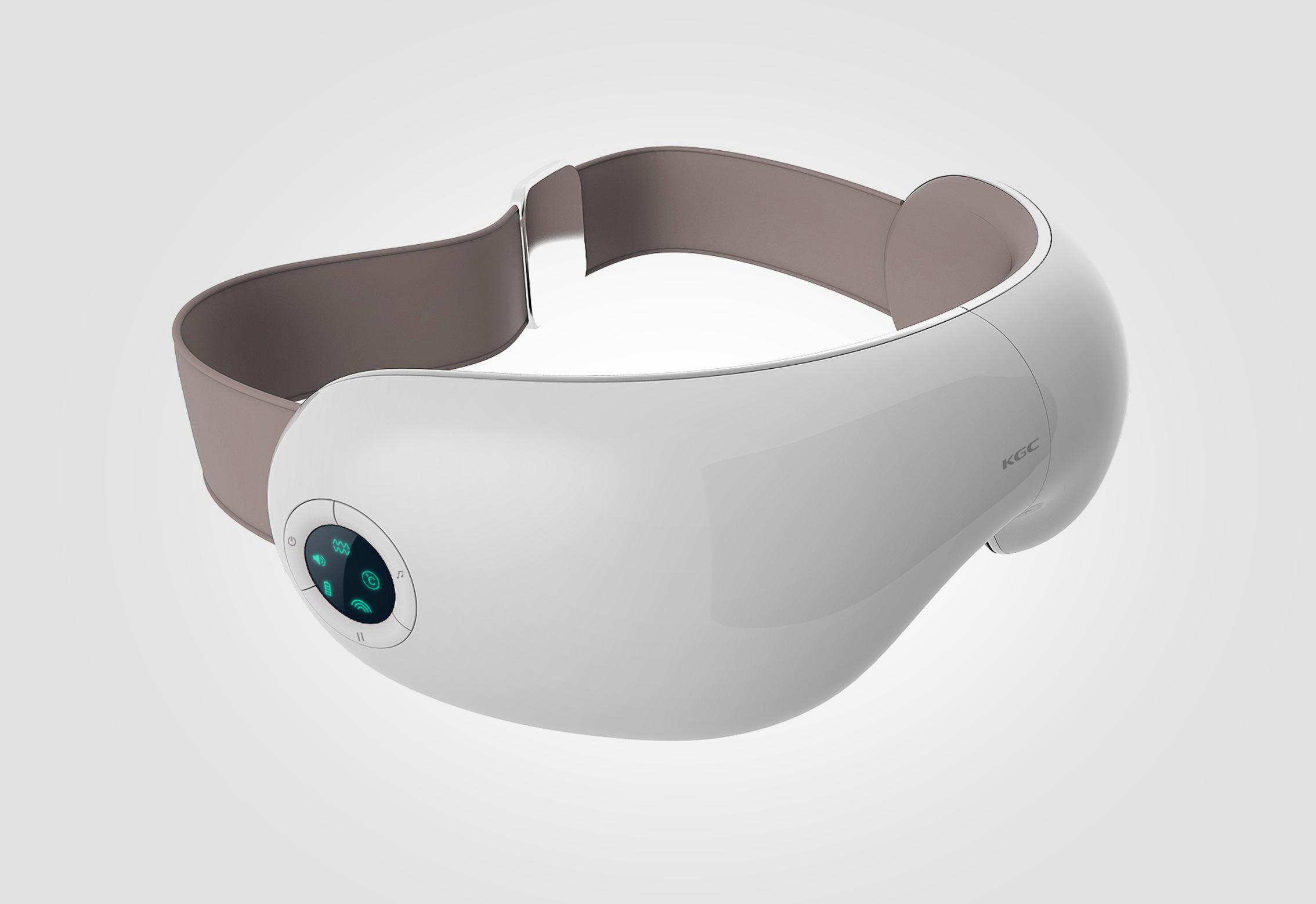 按摩眼镜设计-上海工业设计公司-即禾设计