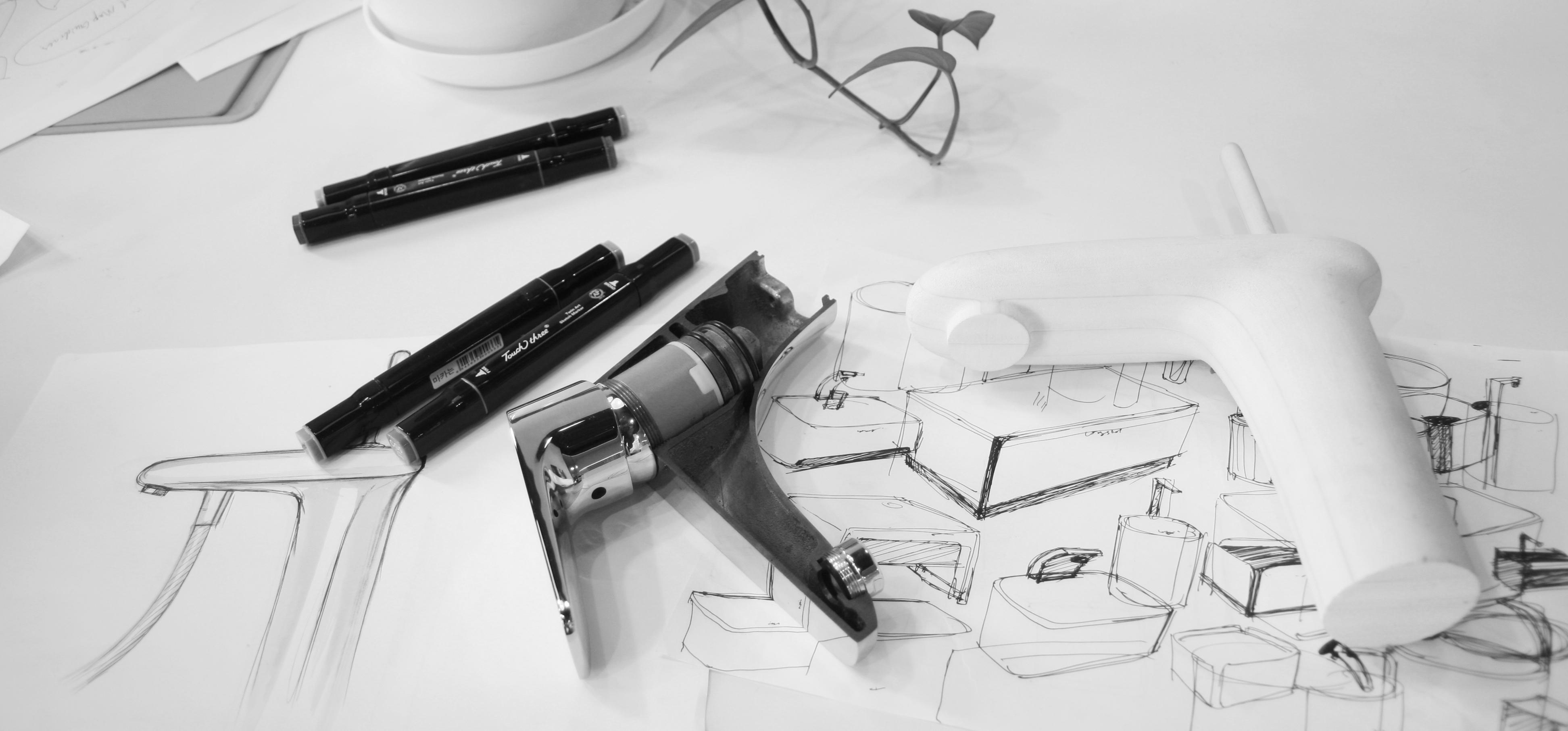 水龙头设计-上海工业设计公司-即禾设计