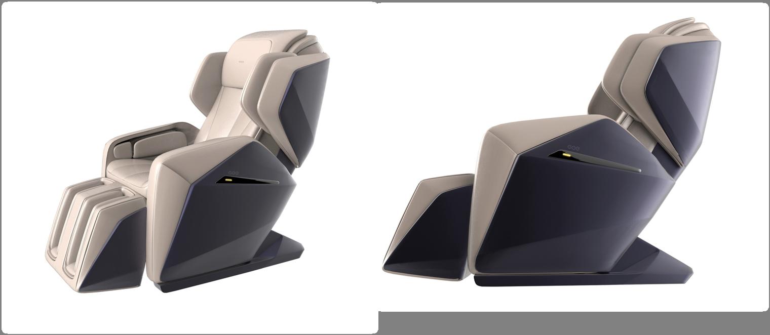 按摩椅设计-上海工业设计公司-即禾设计