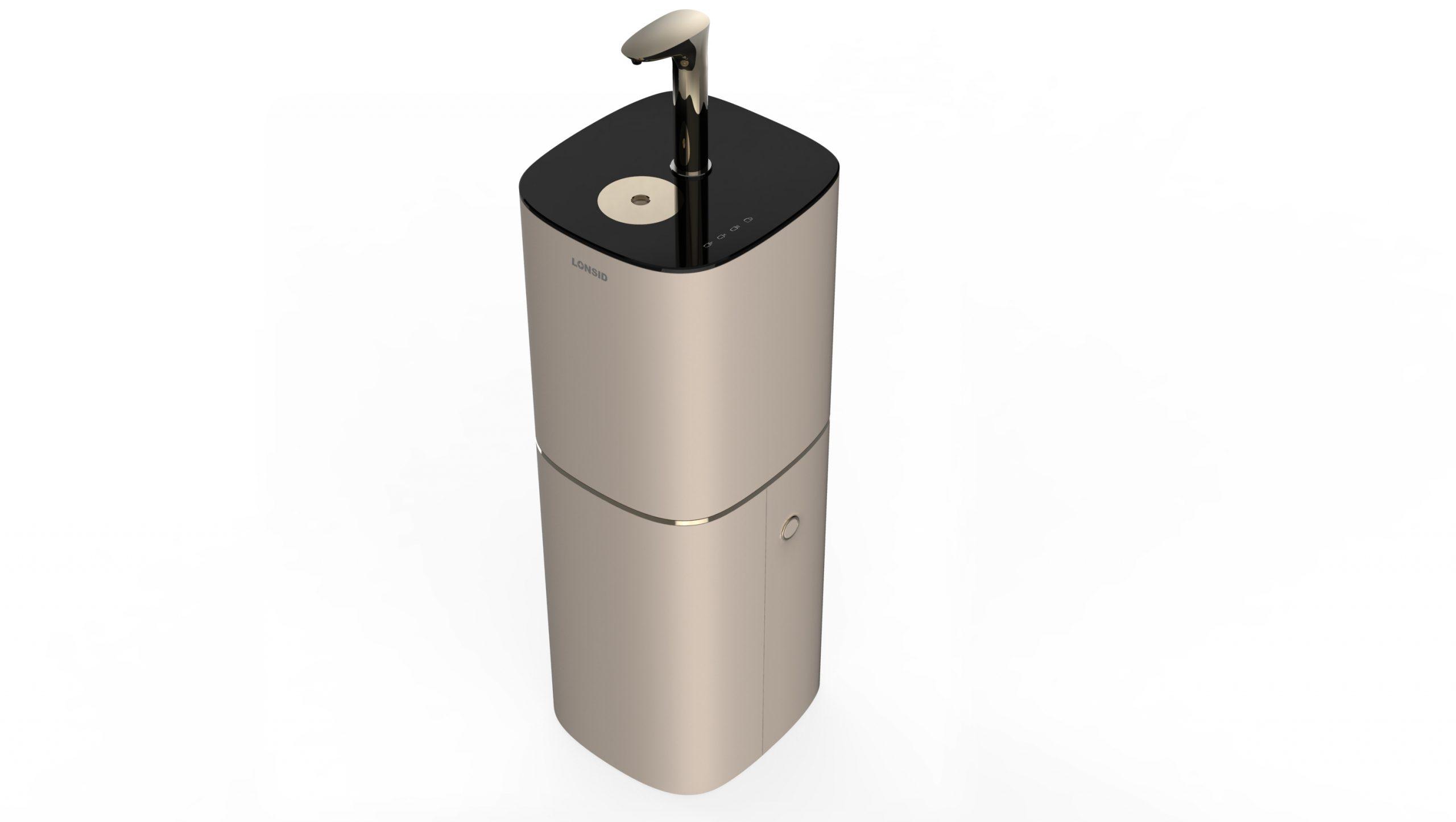 工业设计-上海工业设计公司-即禾设计-饮水机