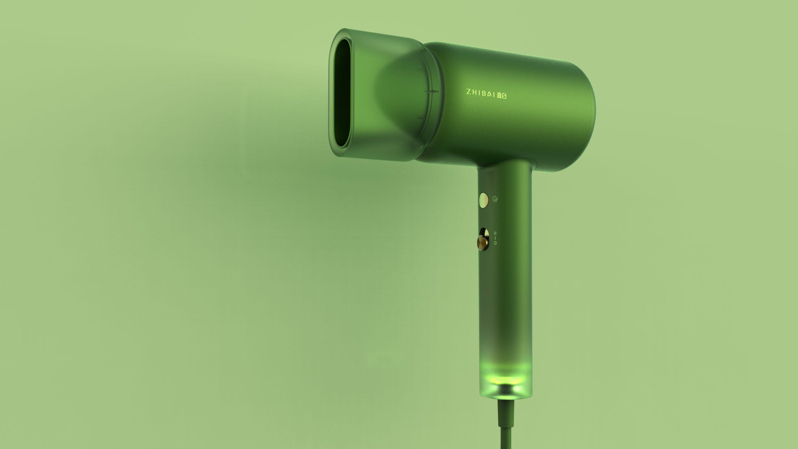 吹风机设计-上海工业设计公司-即禾设计